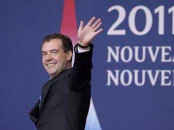 Американские спецслужбы пытались прослушивать телефон Медведева на саммите G20