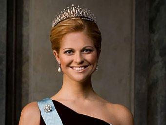 Шведская принцесса Мадлен выходит замуж за американского бизнесмена