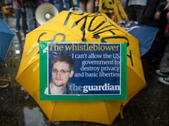 В СМИ попал транзитный документ, якобы выданный Эквадором Сноудену