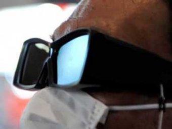 В Японии придумали очки, затрудняющие распознавание лиц