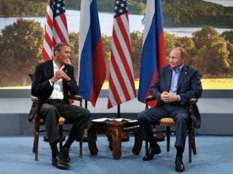 """Путин встретился с Обамой: """"Президент Обама хочет меня расслабить"""""""