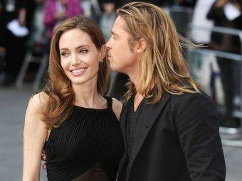 Анжелина Джоли впервые появилась на публике после операции по удалению грудей