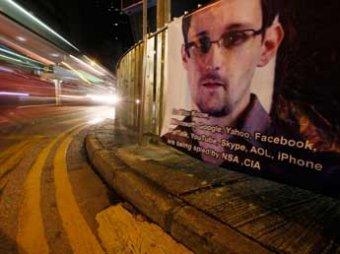 Эдвард Сноуден не может покинуть Москву из-за Эквадора