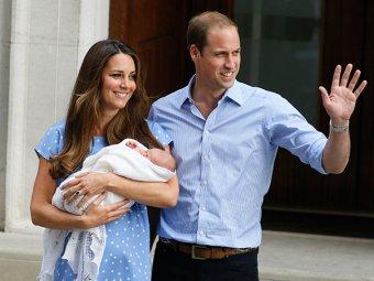 Сыну принца Уильяма предрекли ужасную судьбу
