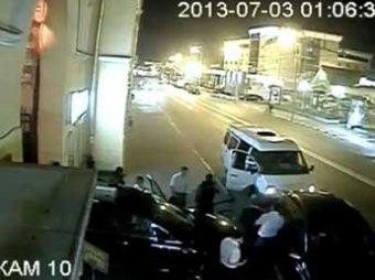 Видео задержания Урлашова появилось в Сети (ВИДЕО)