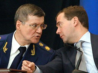 Генпрокуратура сочла неэффективной идею Медведева о наказании рублем за коррупцию