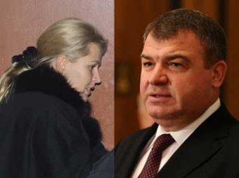 СМИ поженили Сердюкова и его протеже Васильеву