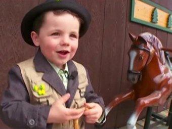 В США 4-летний мэр города решил идти на второй срок