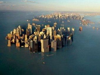 Климатологи назвали новую дату конца света: все города уйдут под воду