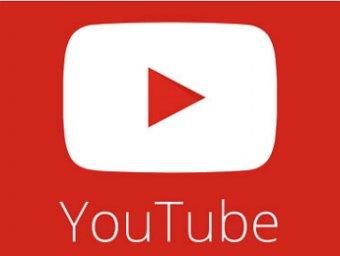 YouTube меняет логотип