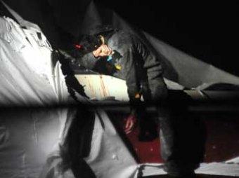СМИ обнародовали новые фото умирающего бостонского террориста Джохара Царнаева