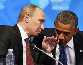 Обама отменил встречу с Путиным из-за Сноудена. Кремль разочарован