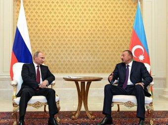 """В Азербайджане чиновника уволили за """"нецензурную"""" оговорку при Путине"""