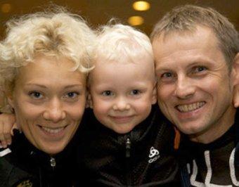 Биатлонистка Ольга Зайцева развелась с мужем-иностранцем