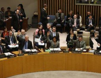 Совбез ООН принял резолюцию по химоружию в Сирии
