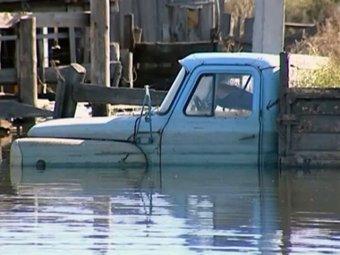 Комсомольск-на-Амуре тонет: паводок поднялся к отметке 9 метров