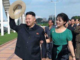 Жена Ким Чен Ына шокировала сограждан новой причёской