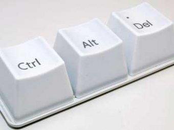 Билл Гейтс признал ошибкой комбинацию клавиш Ctrl+Alt+Del