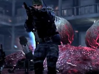 Трейлер игры Call of Duty: Ghosts появился в Сети