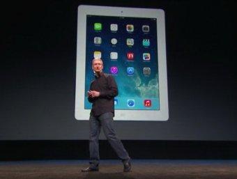 Презентация Apple 22 октября: iPad переименован в iPad Air (ФОТО, ВИДЕО)