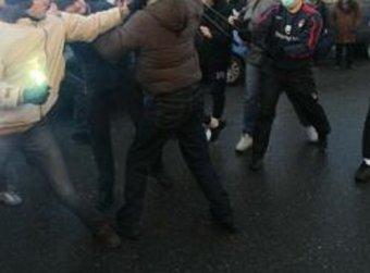Полиция пресекла массовую драку в Люберцах с участием 80 человек