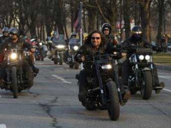 """""""Ночные волки"""" создают массовый народный мотоцикл за  тыс."""