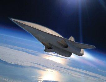 Опубликовано изображение американского ударного самолета будущего
