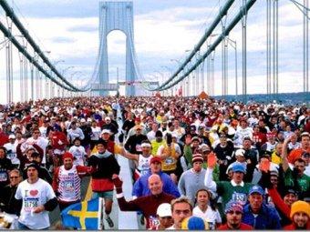 Скончалась самая пожилая участница Нью-Йоркского марафона