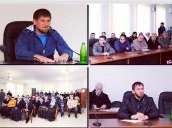 """Кадыров уволил чиновника из-за """"ушедшей к сирийским бандитам дочери"""""""