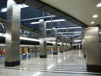 В метрополитен можно будет пройти за 30 приседаний