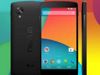 Google представила нового конкурента IPhone 5S и новую ОС Android 4.4 KitKat