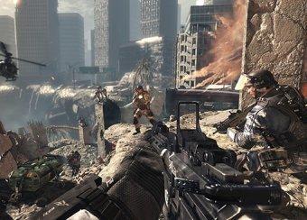 Продажи игры Call of Duty за сутки превысили  млрд