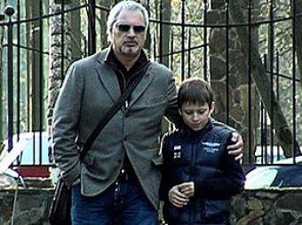 Валерий Меладзе впервые показал сына от Джанабаевой