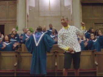 Рэпер Фарелл Уильямс снял первый в мире 24-часовой клип