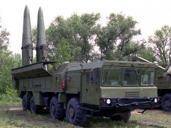 СМИ: Россия разместила «Искандеры» у границ со странами ЕС