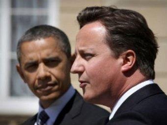 На прощальной панихиде Манделы Обама и Кэмерон устроили веселую фотосессию