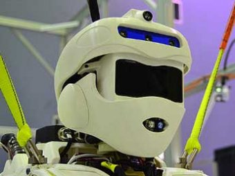 NASA создало прототип боевого человекоподобного робота-супергероя