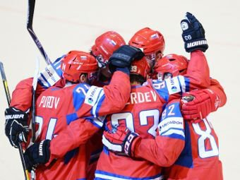 В НХЛ назвали состав сборной России в Сочи