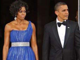 СМИ: президент США Барак Обама на грани развода
