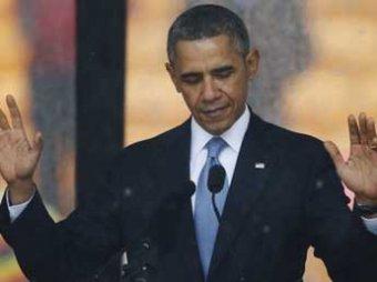 Президент США Барак Обама отказался ехать на Олимпиаду в Сочи