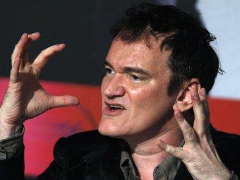 Тарантино засудит сайт, опубликовавший сценарий его фильма
