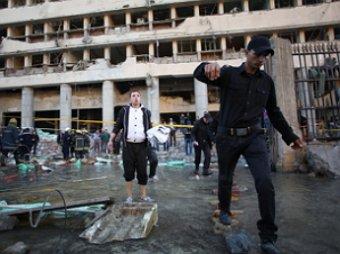 Четвертый взрыв прогремел в Каире возле кинотеатра