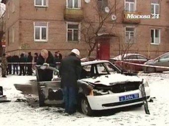 ДТП в Подмосковье: участник аварии подорвал прибывшего инспектора ДПС