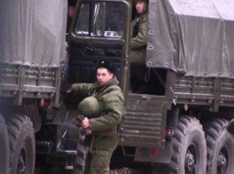 Российские военные прибыли в Ялту ради охраны туристов