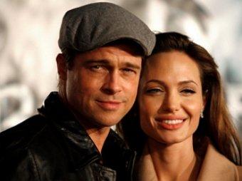 Знаменитое семейство Джоли и Питт променяют Голливуд на Африку