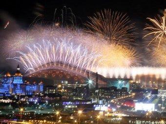 Открытие Олимпиады в Сочи 2014 оценили западные СМИ (ВИДЕО, ФОТО)