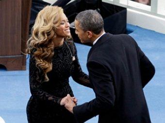 СМИ: Обама подозревается в любовной связи с Бейонсе