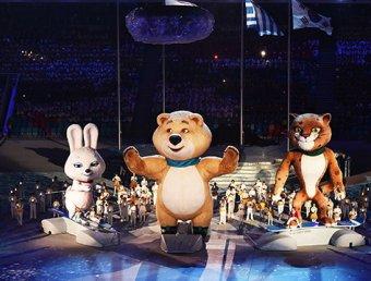 Церемония закрытия Олимпийских игр 2014 завершилась в Сочи (ВИДЕО)