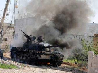 В Сирии в столкновениях у границы с Турцией убили Асада