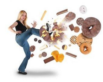 как похудеть на соде